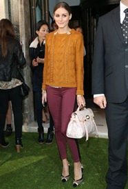 lfw mulberry outside arrivals 2 180912